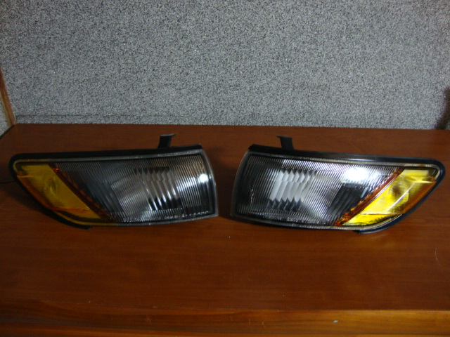 Front side blinkers