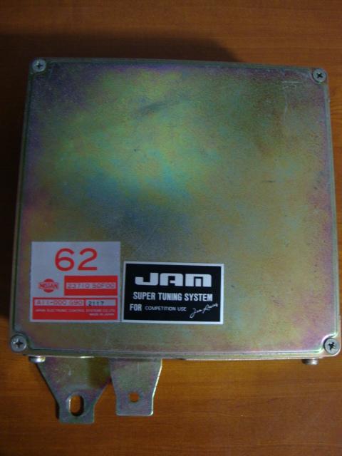 ECU= JAM Racing